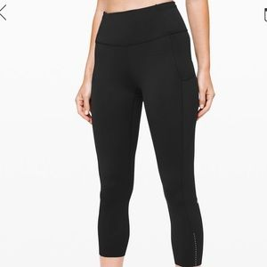 LULULEMON FAST AND FREE TIGHT 7/8 LENGTH